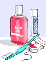 Kit entretient dents